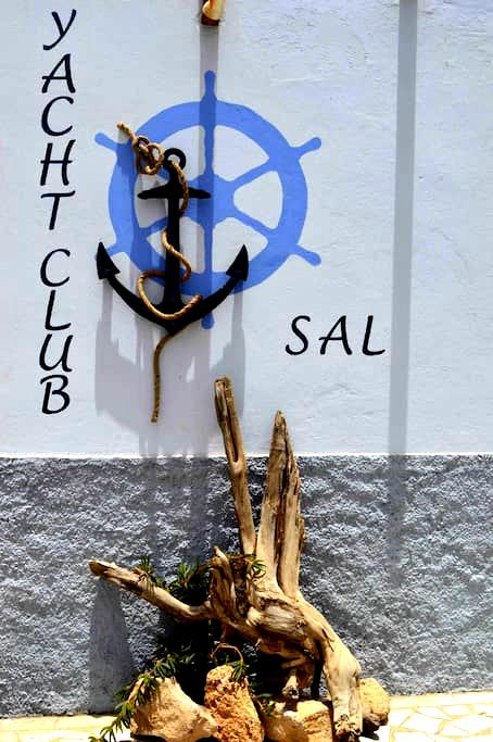 Yacht Club Sal nuovo! - Palmeira - Bed & Breakfast