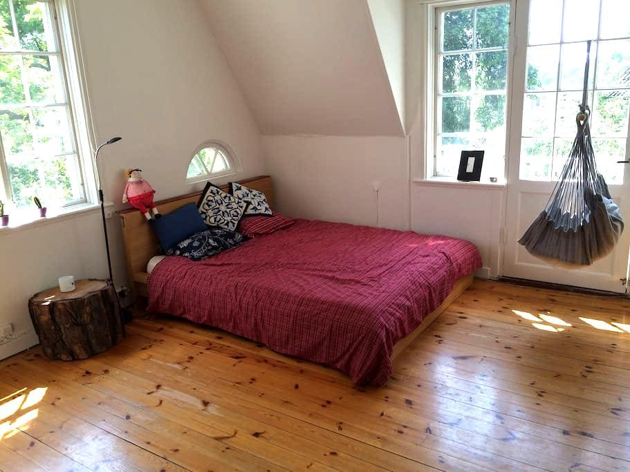 Room for 2 with private balcony - Stockholm - Villa