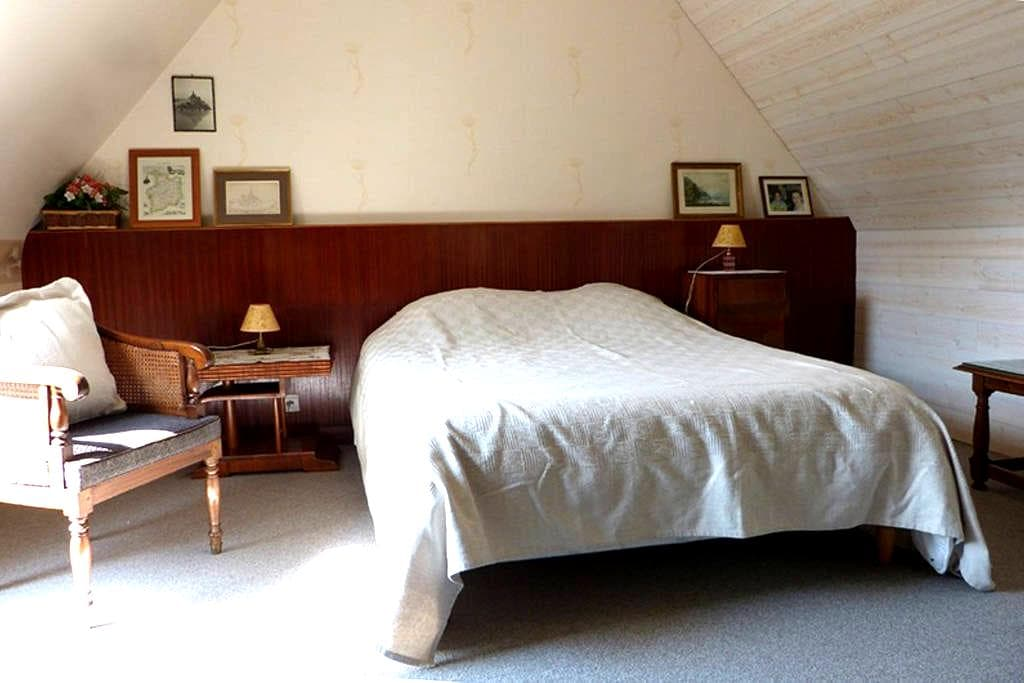 Très grande Chambre tout confort - Dinard - Bed & Breakfast
