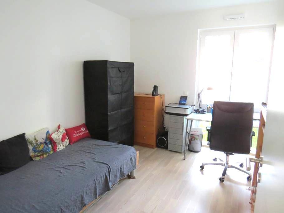 Messe Zimmer (10 Gehminuten)+U-Bahn - Haar - Wohnung