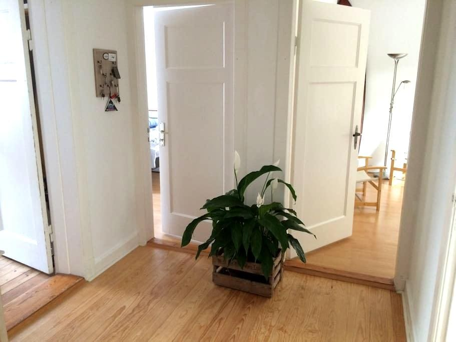 ️ Nice, bright and central in Kiel - Kiel - Apartamento