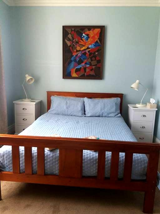 spacious private room close to CBD - Devonport - Hus