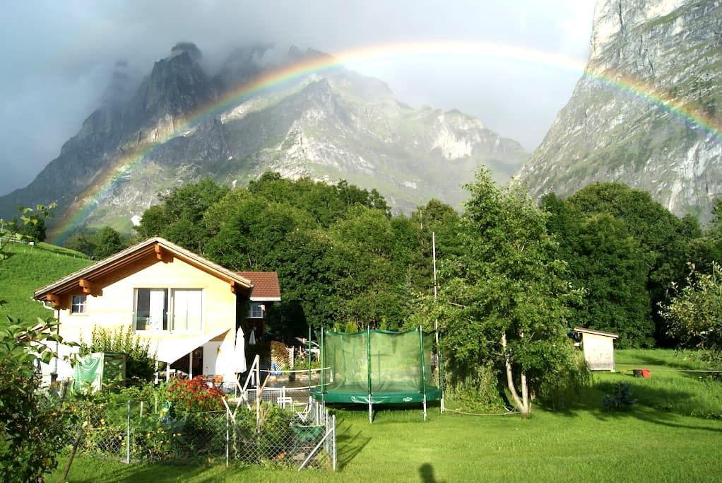 Ferienwohnung Uf em Samet - Grindelwald - Apartment
