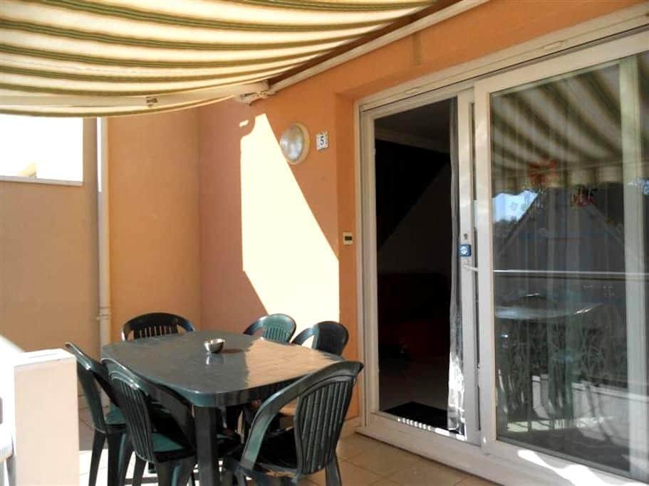 T3 Duplex Stella-Plage proche Le Touquet - Cucq - Lägenhet