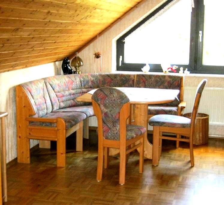 """Ferienwohnung """"Lohberg"""" in Raesfeld - Raesfeld - Apartment"""
