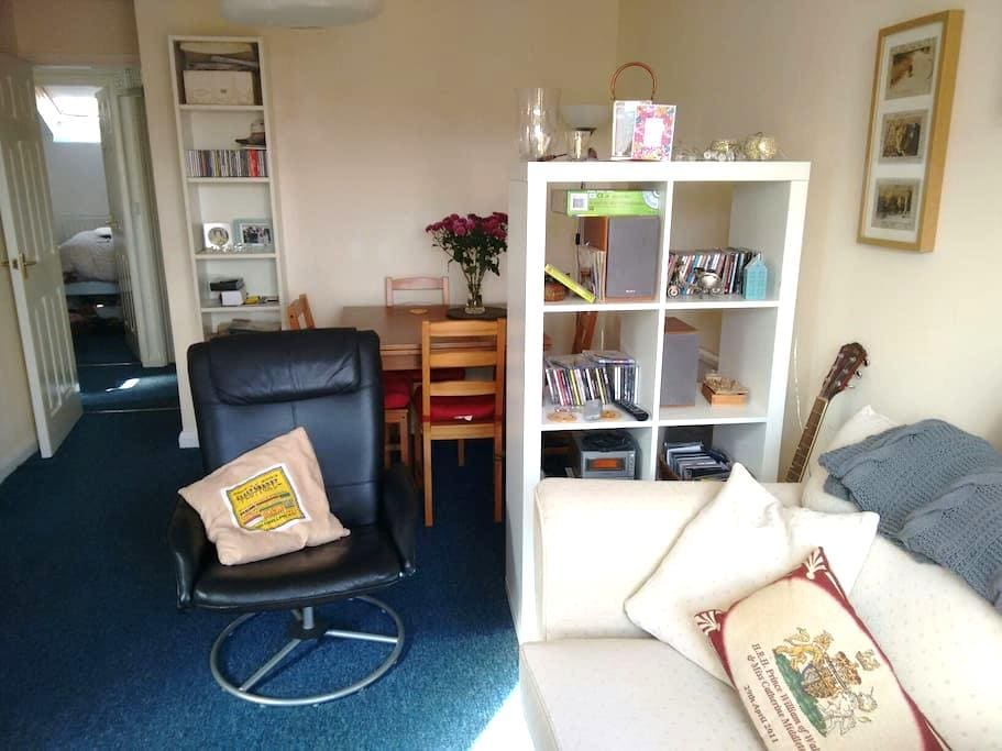 Cosy double room in sunny flat, Windmill Hill - Bristol - Apartment