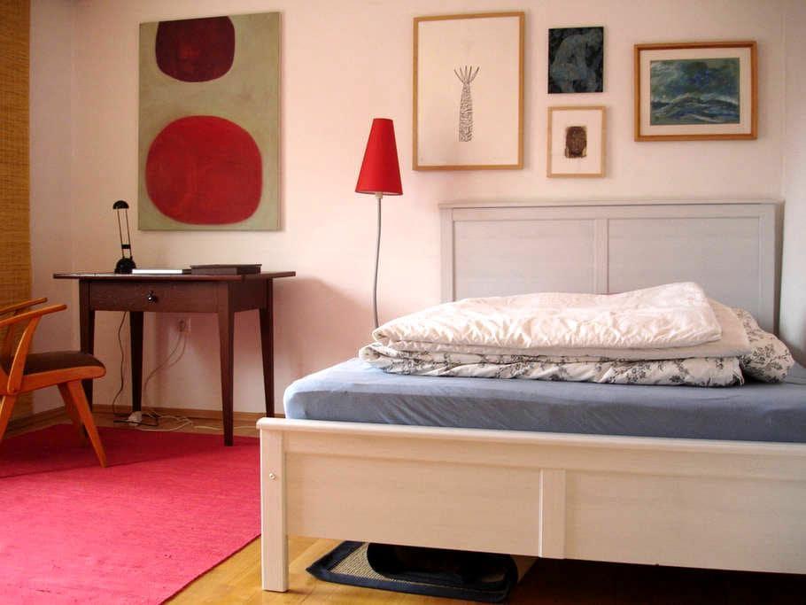 Zimmer auf dem Land - Freiburg im Breisgau - Casa