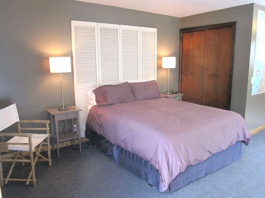 FRIDAY HARBOR DOWNTOWN STUDIO - Friday Harbor - Apartamento