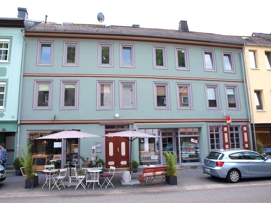 Ferienwohnung in Altstadthaus 70qm  - Diez - Apartment