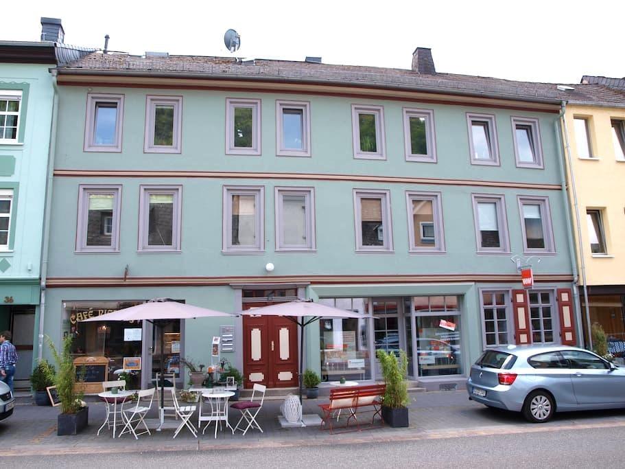 Ferienwohnung in Altstadthaus 70qm  - Diez - Daire