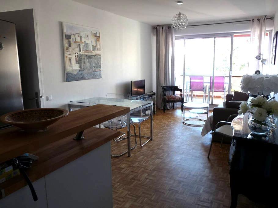 Beau T2 avec terrasse 15 m2 à Saint Barnabé - Marseille - Appartement