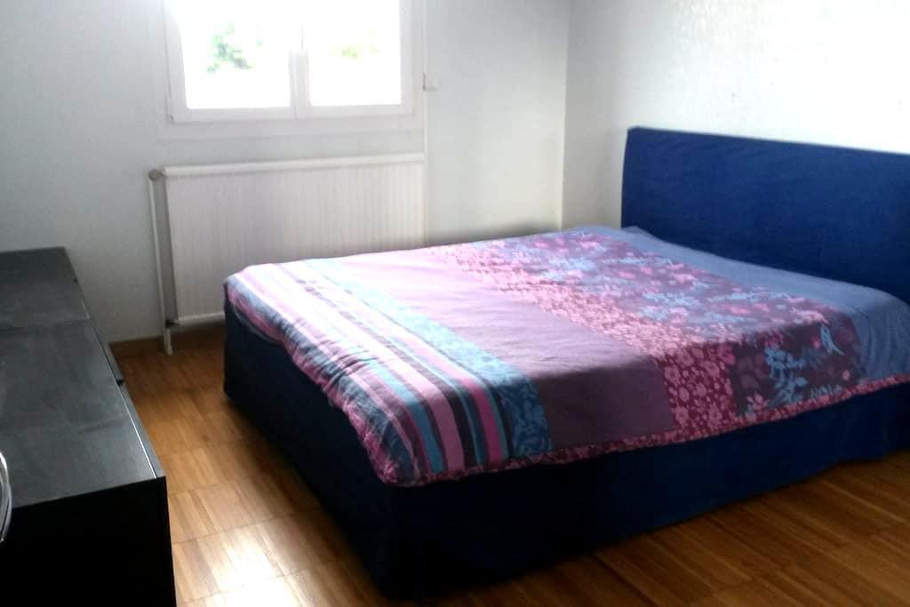 belles chambres proches de Paris - Auvernaux - Hus