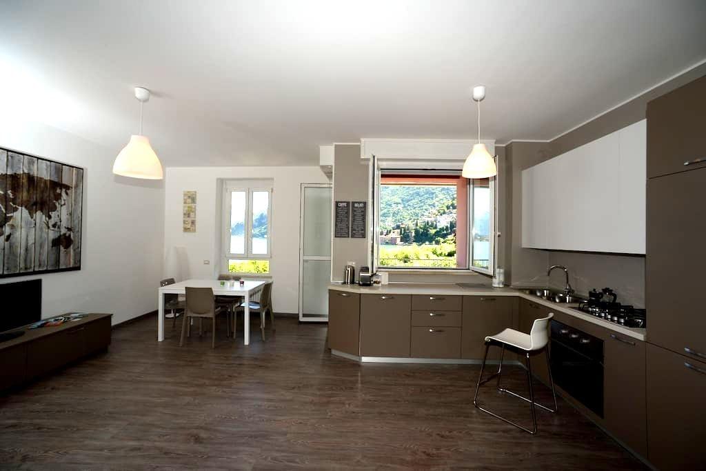 Luisa's Home: Lake, Mountain and Sport - Bellano - Apartment