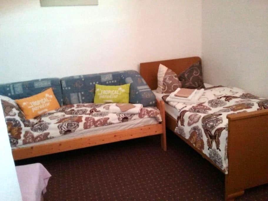 Gemütliches Zimmer mit zum wohlfühl - Emden