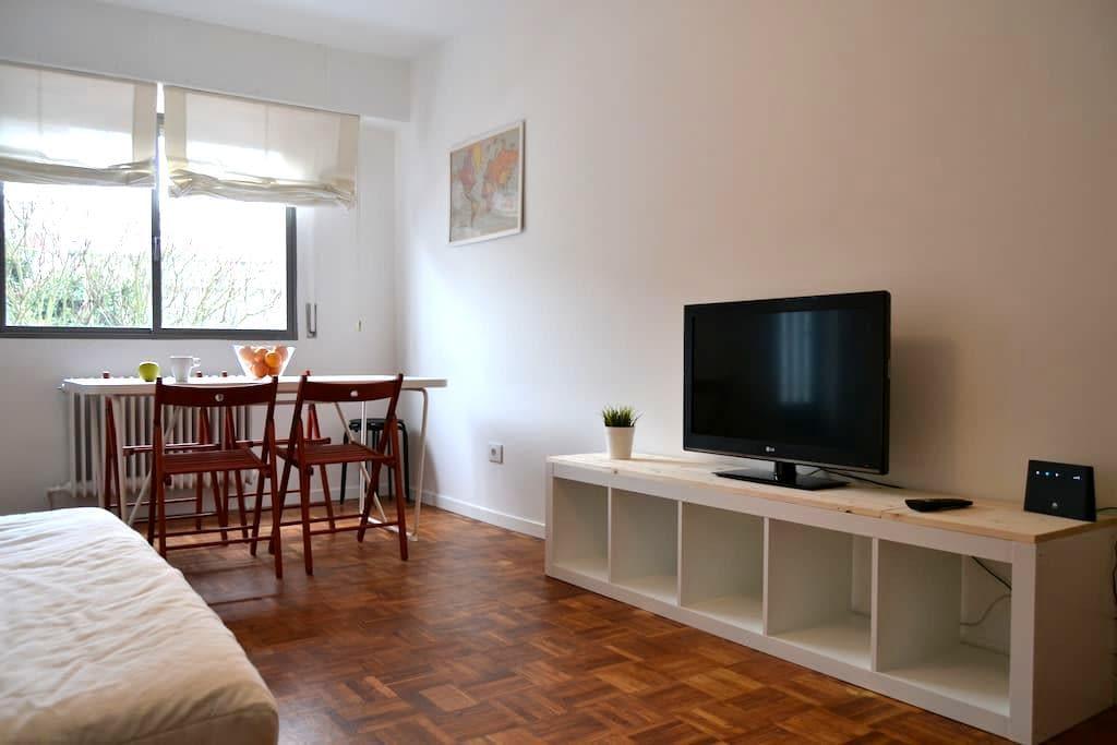 Spacious Penthouse with Terrace - Pontevedra
