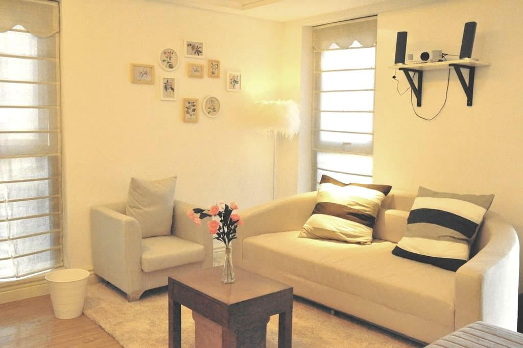 Annecy·万达旁的田园小筑 - Ningbo Shi - Apartamento