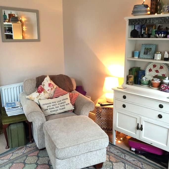 Cosy house close to Peak District! - Macclesfield - Huis