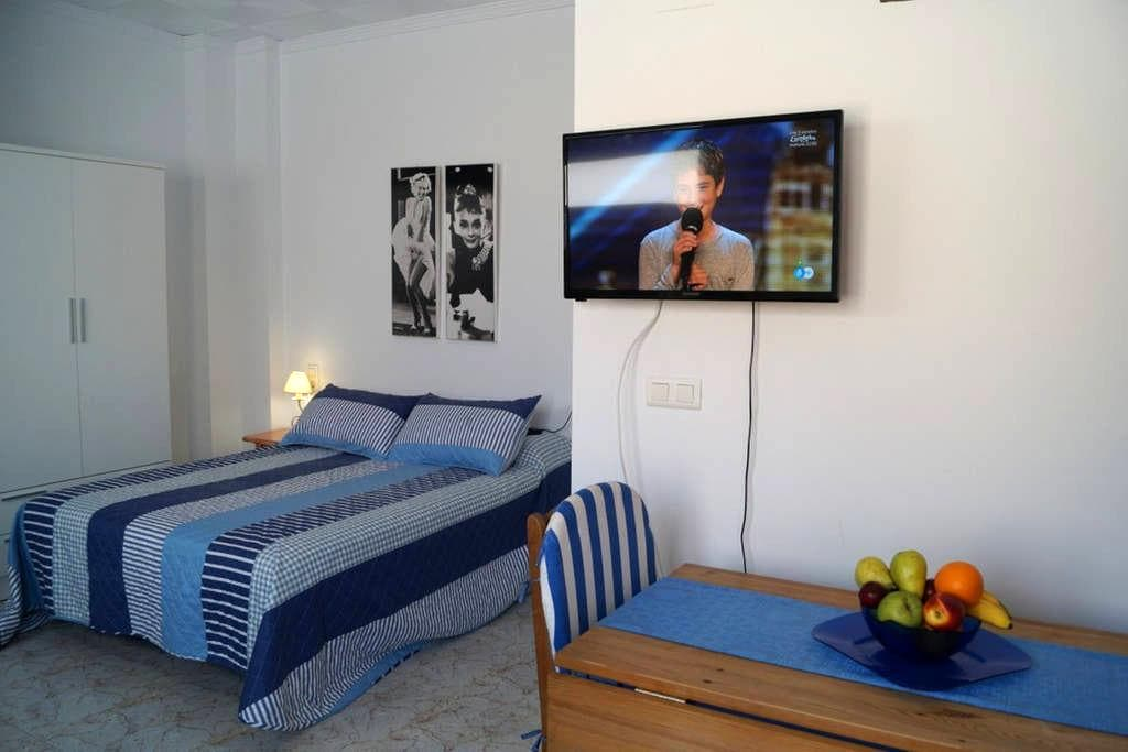 Estudio en pleno centro de Oliva - Oliva - Apartment