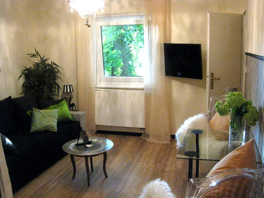 Gemütliches Appartement in perfekter Lage - Munique - Apartamento