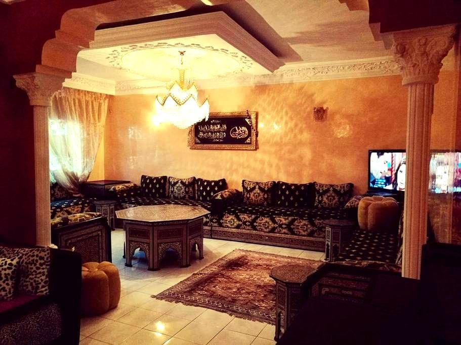 Chambre privée - Casablanca - Apartemen