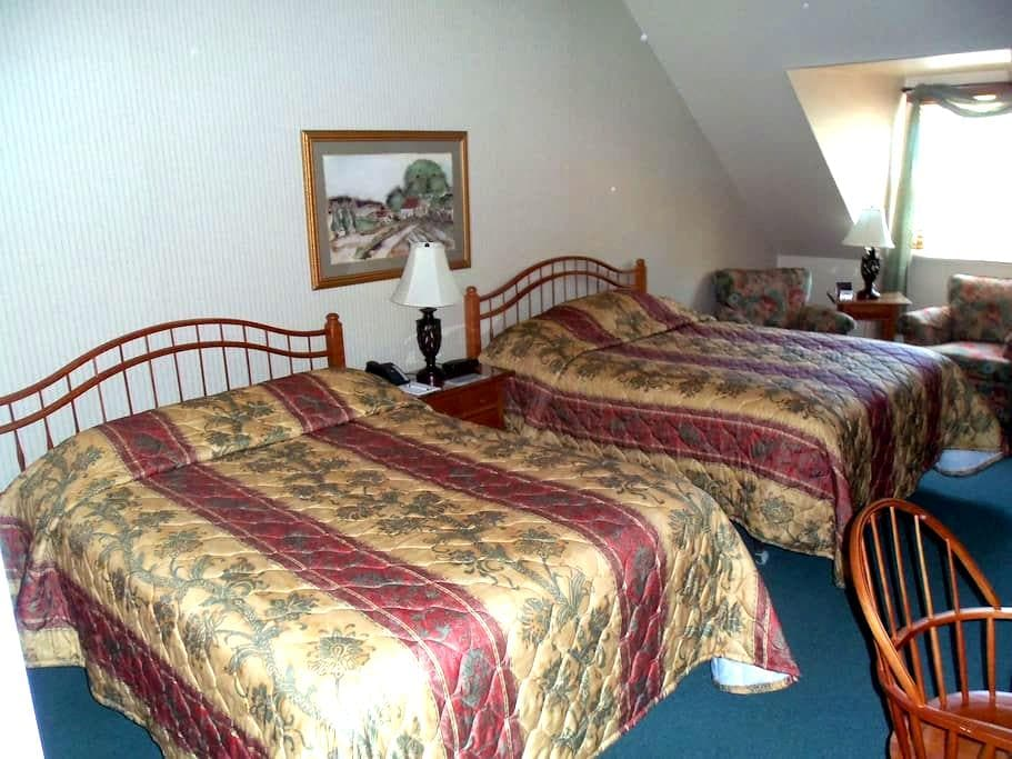 The Depot Square Inn - Room 528 - Watertown