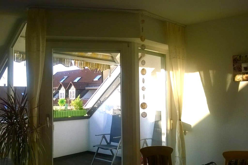 Gästezimmer nahe zur Gartenschau - Öhringen - 公寓