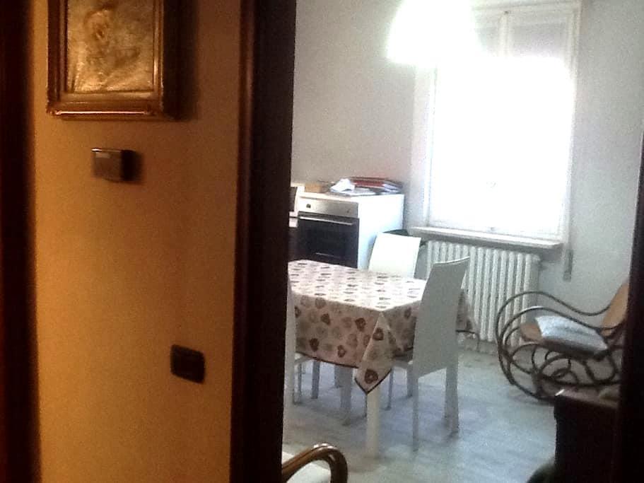 Appartamento AmiBiCi dal Vigno - Piacenza - Lägenhet