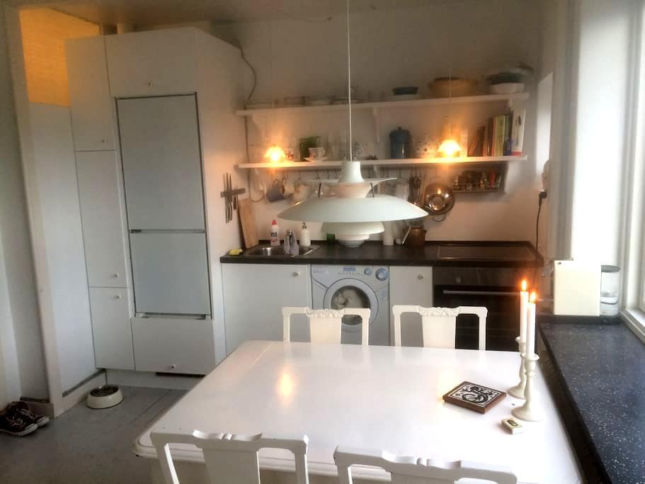 Cosy studio apartment close to everything - Copenhaga - Apartamento