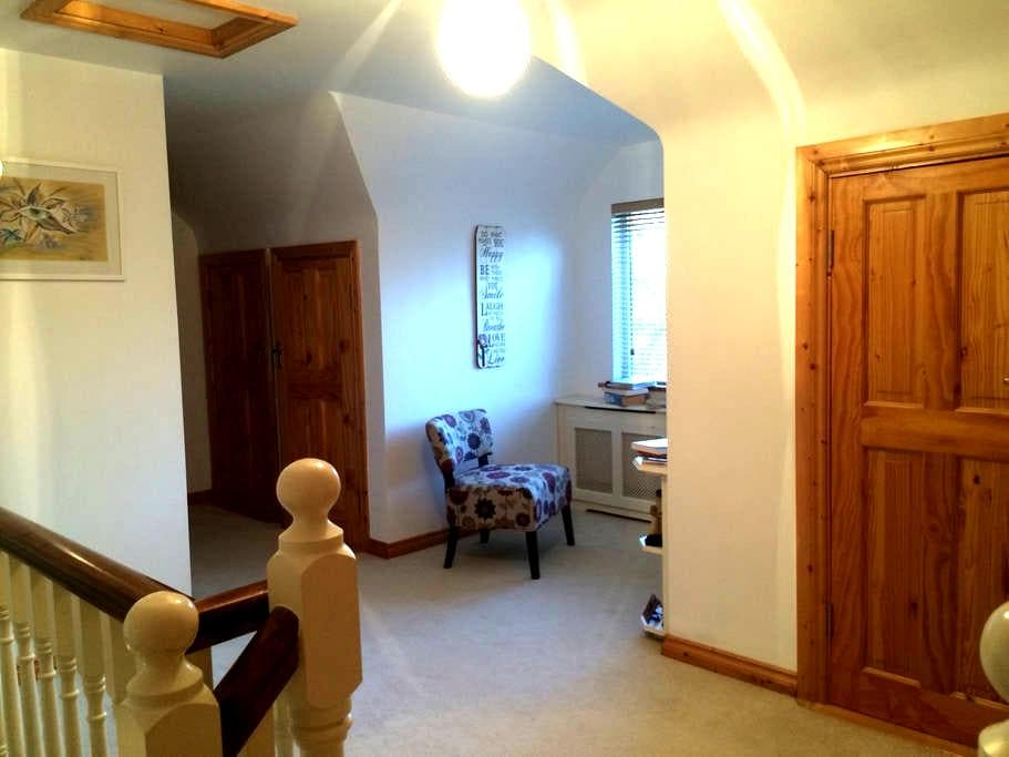 Charming house 7 min walk to town - Tubbercurry - Maison