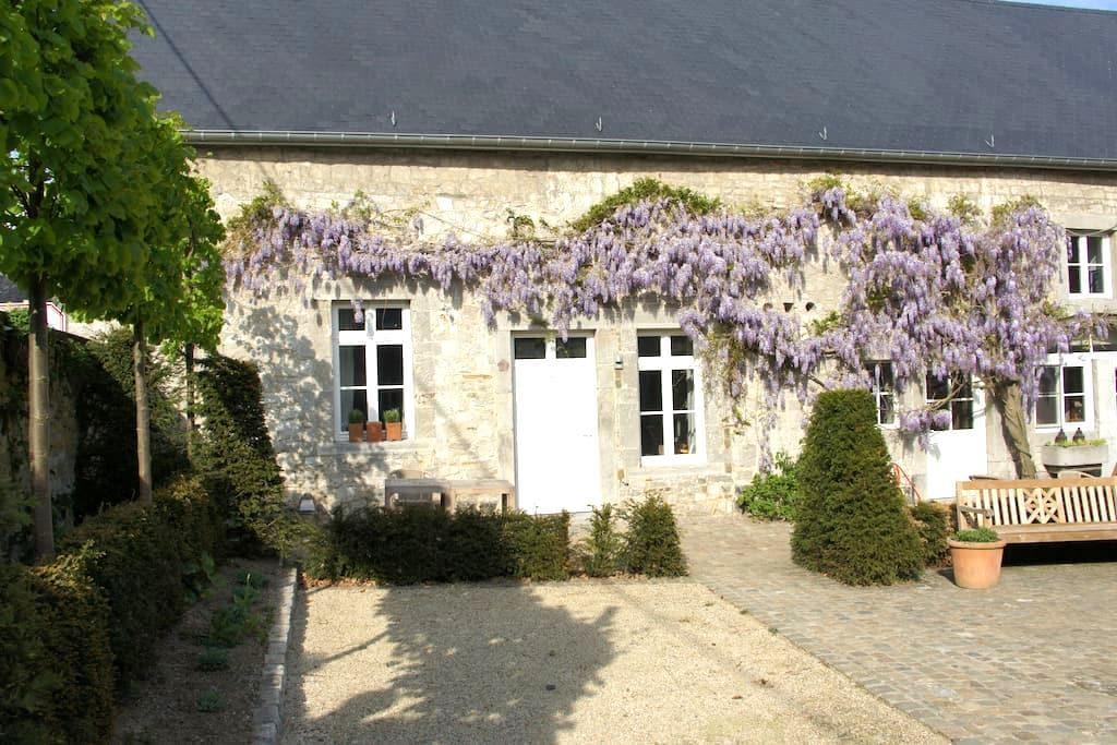 """""""Le Vieux Logis""""  Rosalie - Modave - House"""