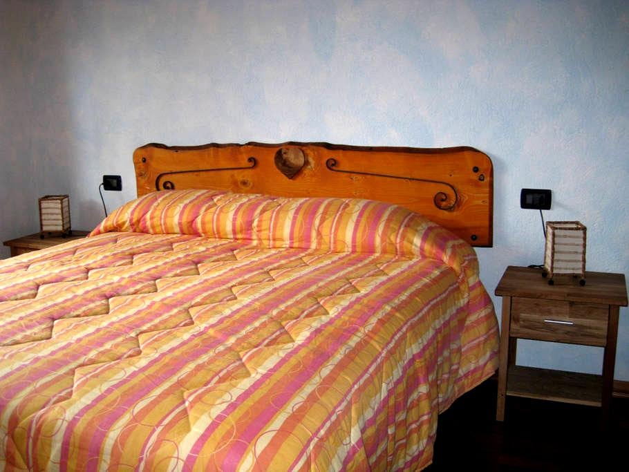 B&B L' AIGLE Camera Pointe Fetita - La Salle - Bed & Breakfast