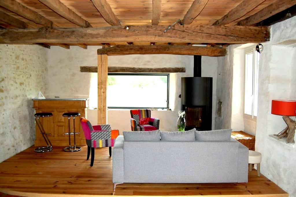 Chambres indépendantes à Arthez de béarn - Arthez-de-Béarn - Huis