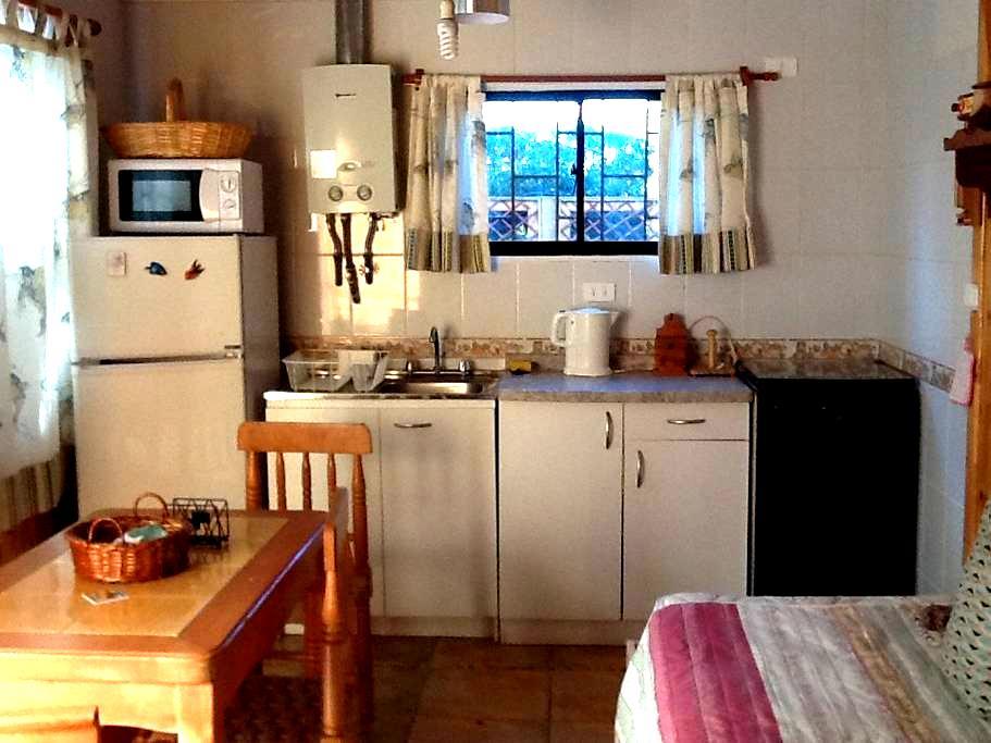 Pichidangui acogedora casita interior para 3 - Pichidangui