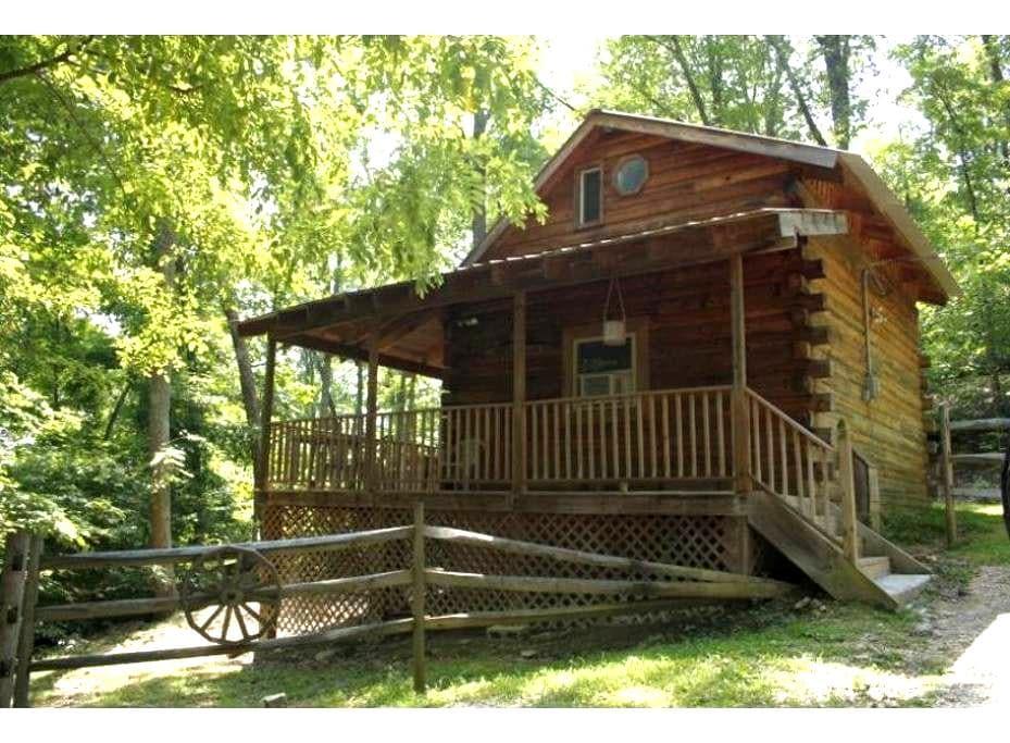 Chestnut-Ridge-Cabin - Stanton