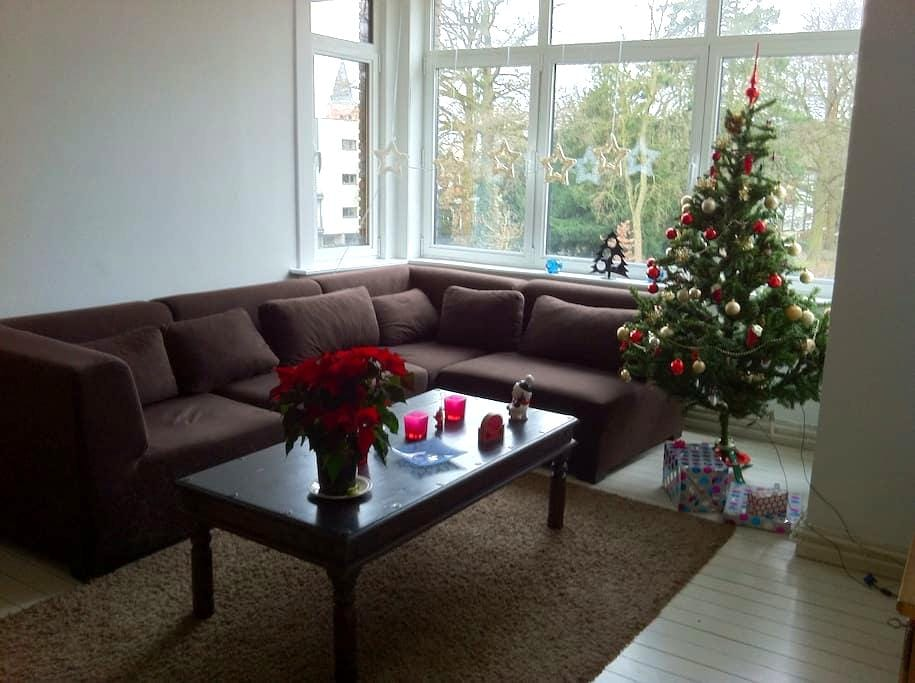 Cozy unique apt. 3min to the centre - Kapellen
