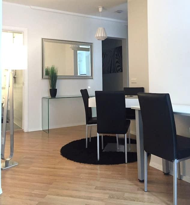 Nordic Design Apartment in best possible location! - Helsinki - Appartamento