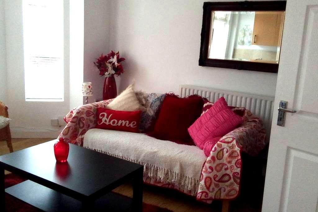 Beautiful, quiet, well fitted, central apartment - Belfast - Lägenhet