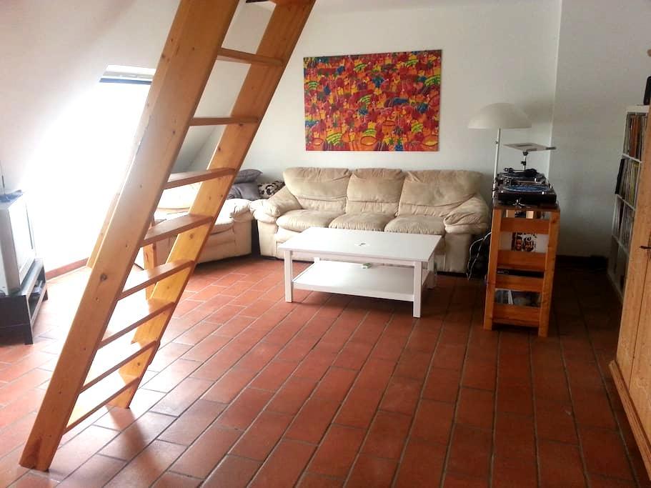 Penthouse Wohnung 48m² Innenstadt - Köln - Lakás