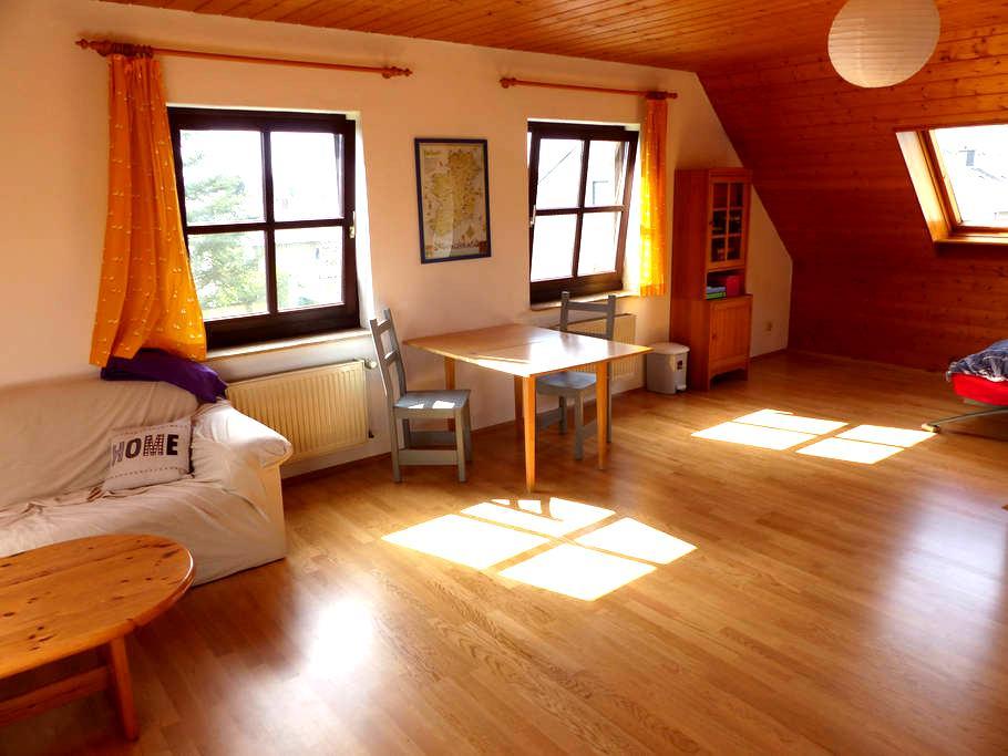 Großzügiges Gästezimmer mit Bad - Königswinter