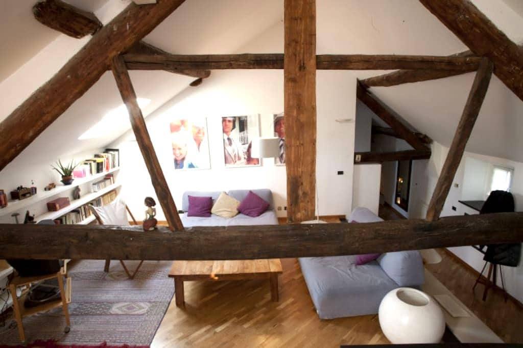 Charmy apartment Olivella Convent - Genoa - Daire
