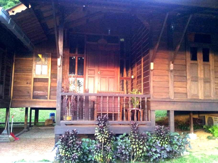 Foxhill Hill House - Tradition By The Slopes. - Langkawi