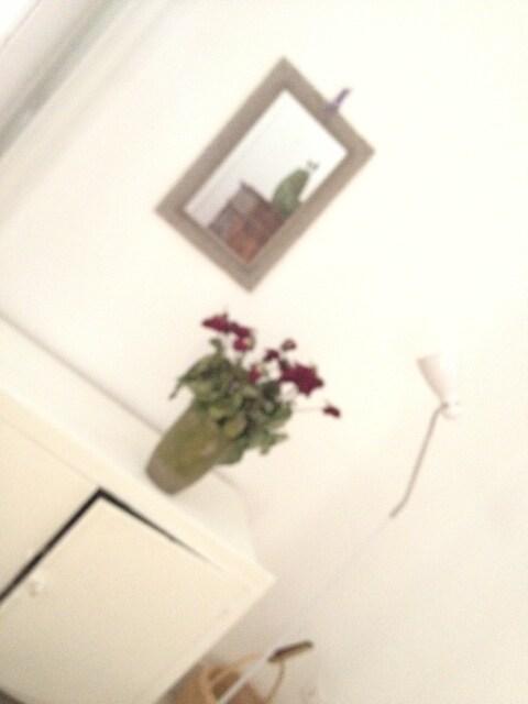 Mirror angle fo the room