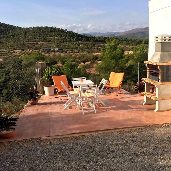 Beautiful Casa near Valencia - Great for Moto GP - Casinos