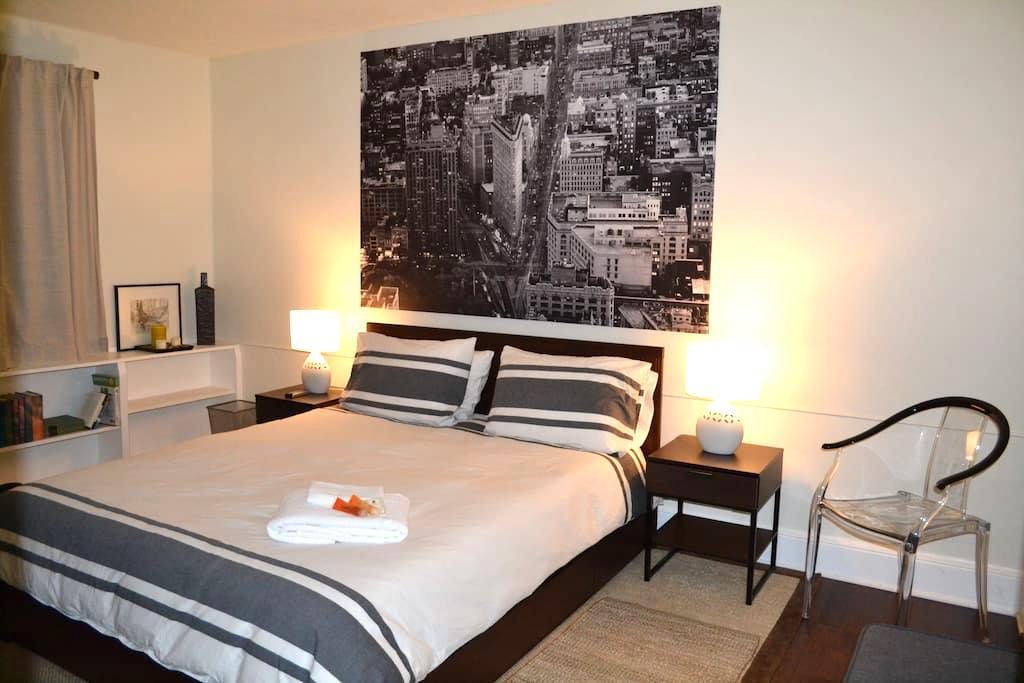 Urban Retreat downtown - Lancaster - Casa