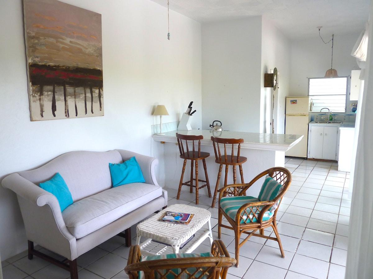 Lower Villa - Open Plan Living Room / Kitchen