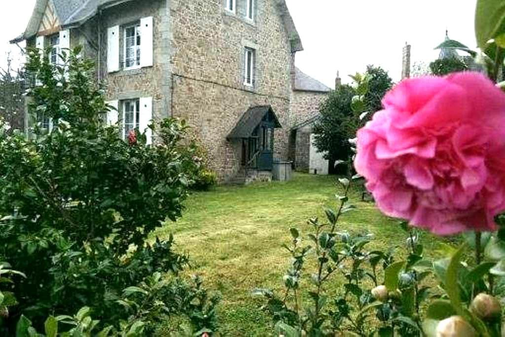 Maison année 20, entre terre et mer - Guingamp - Townhouse