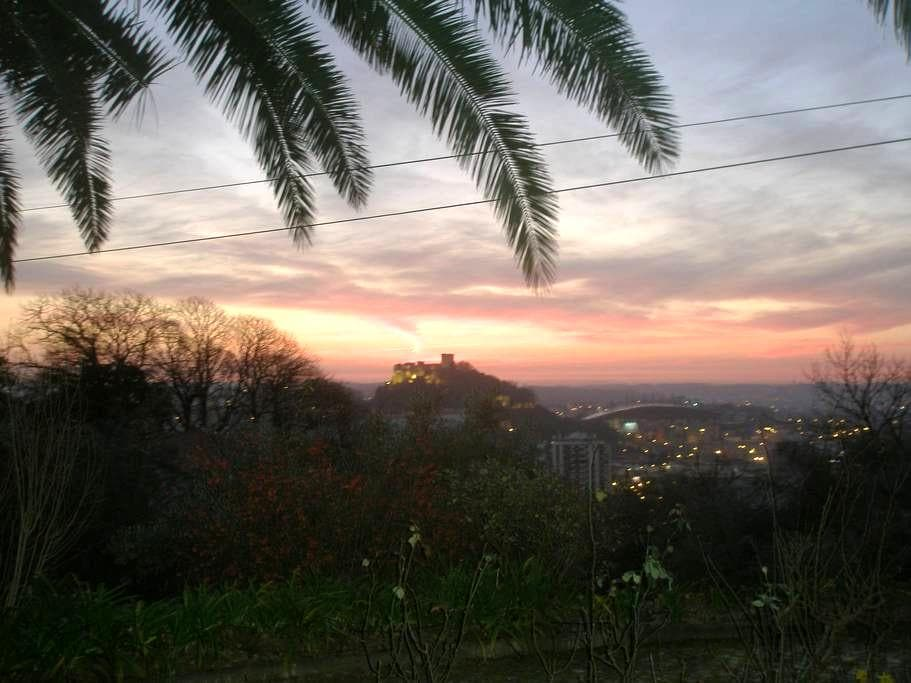 B&B: the countryside in the city - Leiria - Bed & Breakfast