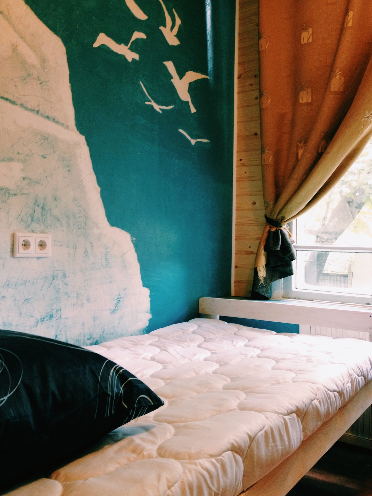 Guesthouse for travellers. Join!