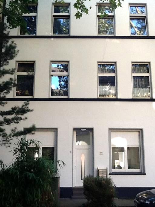 Moderne Appartementwohnung - Essen - Apartment