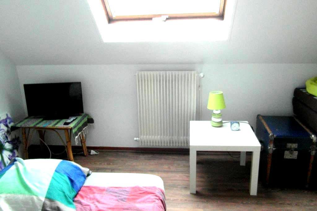 Room for 2 persons - Garancières - Hus